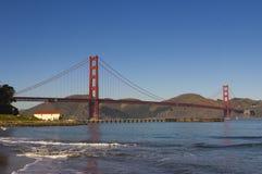 Χρυσή γέφυρα πυλών, Σαν Φρανσίσκο, Καλιφόρνια στοκ φωτογραφίες με δικαίωμα ελεύθερης χρήσης