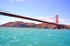Χρυσή γέφυρα πυλών, Καλιφόρνια Στοκ φωτογραφία με δικαίωμα ελεύθερης χρήσης