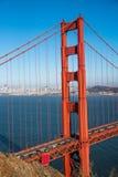 Χρυσή γέφυρα πυλών Σαν Φρανσίσκο - Καλιφόρνια στοκ εικόνες