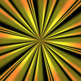 χρυσή δίνη Στοκ εικόνες με δικαίωμα ελεύθερης χρήσης