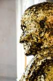 Χρυσή εικόνα του Βούδα Στοκ φωτογραφία με δικαίωμα ελεύθερης χρήσης