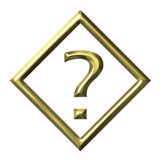 χρυσή ερώτηση απεικόνιση αποθεμάτων