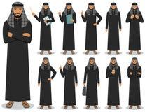 χρυσή ιδιοκτησία βασικών πλήκτρων επιχειρησιακής έννοιας που φθάνει στον ουρανό Λεπτομερής απεικόνιση του μουσουλμανικού αραβικού Στοκ φωτογραφία με δικαίωμα ελεύθερης χρήσης