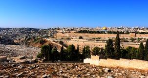 Χρυσή Ιερουσαλήμ Στοκ Φωτογραφίες