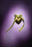 χρυσή καρδιά στοκ εικόνες