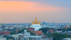 Χρυσή παγόδα του ναού Wat Saket φιλμ μικρού μήκους
