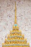 Χρυσή παγόδα της Ταϊλάνδης Στοκ φωτογραφίες με δικαίωμα ελεύθερης χρήσης