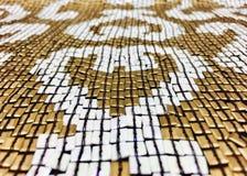 Χρυσή παλέτα Στοκ εικόνα με δικαίωμα ελεύθερης χρήσης