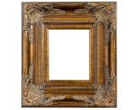 χρυσή περίκομψη εικόνα πλ&alph Στοκ Εικόνες