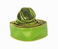 χρυσή πράσινη περιποίηση κ&omicr στοκ εικόνες