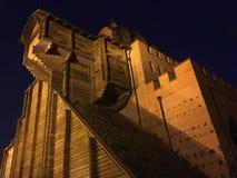Χρυσή πύλη στο Κίεβο Ουκρανία Στοκ φωτογραφία με δικαίωμα ελεύθερης χρήσης