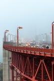 Χρυσή πύλη στο Σαν Φρανσίσκο ΗΠΑ Στοκ Φωτογραφίες