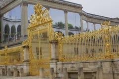 Χρυσή πύλη του παλατιού Στοκ Εικόνες