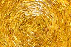χρυσή σπείρα Στοκ Φωτογραφίες