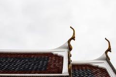 Χρυσή στέγη Στοκ Φωτογραφίες