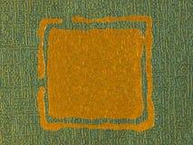 χρυσή σφραγίδα Στοκ εικόνες με δικαίωμα ελεύθερης χρήσης