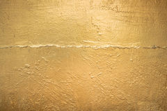 Χρυσή σύσταση ανασκόπησης Στοκ Εικόνες