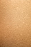 χρυσή σύσταση δέρματος Στοκ Φωτογραφίες