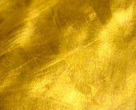 χρυσή σύσταση πολυτέλει&al Στοκ εικόνες με δικαίωμα ελεύθερης χρήσης