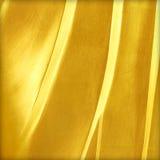 Χρυσή σύσταση στρώματος Στοκ Εικόνες