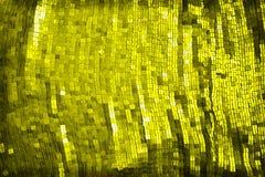 χρυσή σύσταση τσεκιών Στοκ φωτογραφία με δικαίωμα ελεύθερης χρήσης