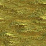 Χρυσή σύσταση φύλλων αλουμινίου άνευ ραφής Στοκ εικόνες με δικαίωμα ελεύθερης χρήσης