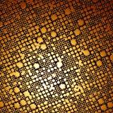 χρυσή σύσταση Στοκ εικόνα με δικαίωμα ελεύθερης χρήσης