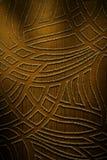 χρυσή ταπετσαρία Στοκ Φωτογραφία