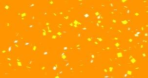 Χρυσή τετραγωνική αποσύνθεση απεικόνιση αποθεμάτων