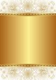 χρυσή s ανασκόπησης ταπετσαρία χρώματος Στοκ εικόνες με δικαίωμα ελεύθερης χρήσης