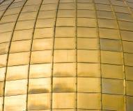 χρυσός ανασκόπησης Στοκ Εικόνα