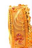 χρυσός βραχιολιών Στοκ εικόνα με δικαίωμα ελεύθερης χρήσης