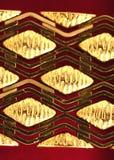 χρυσός βραχιολιών Στοκ φωτογραφίες με δικαίωμα ελεύθερης χρήσης