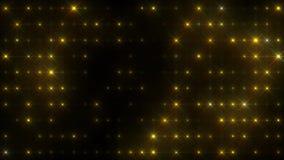 Χρυσός ελαφρύς βρόχος τοίχων ελεύθερη απεικόνιση δικαιώματος