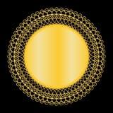 χρυσός καθρέφτης ελεύθερη απεικόνιση δικαιώματος