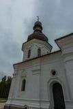 Χρυσός-καλυμμένο δια θόλου το s μοναστήρι του ST Michael ` στο Κίεβο στοκ εικόνα με δικαίωμα ελεύθερης χρήσης