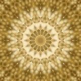 Χρυσός μεταλλικός γεωμετρικός υποβάθρου σύστασης λαμπρός απεικόνιση αποθεμάτων