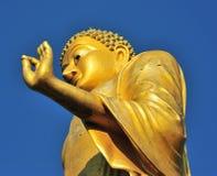 χρυσός ναός γλυπτών Στοκ φωτογραφία με δικαίωμα ελεύθερης χρήσης