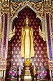 χρυσός ναός εικόνας του Βούδα Στοκ εικόνες με δικαίωμα ελεύθερης χρήσης