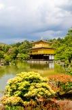 Χρυσός ναός περίπτερων στοκ φωτογραφίες με δικαίωμα ελεύθερης χρήσης