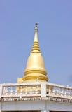 Χρυσός ναός της Ταϊλάνδης Στοκ Εικόνες