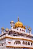 χρυσός ναός στοκ εικόνα