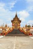 Χρυσός ναός. Στοκ Εικόνες