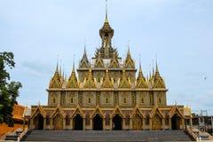 Χρυσός ναός Στοκ Εικόνες