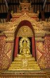 χρυσός ναός phra εκκλησιών του Βούδα singh Στοκ Φωτογραφία
