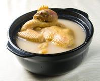 χρυσός νόστιμος κοτόπουλου Στοκ φωτογραφία με δικαίωμα ελεύθερης χρήσης