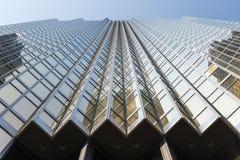 Χρυσός ουρανοξύστης στο Τορόντο Στοκ φωτογραφίες με δικαίωμα ελεύθερης χρήσης