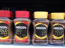 Χρυσός του Nescafe Στοκ Φωτογραφία