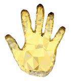 χρυσός φοίνικας στοκ εικόνες