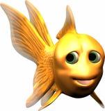 χρυσός ψαριών Στοκ εικόνες με δικαίωμα ελεύθερης χρήσης